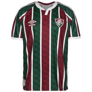Fluminense Trikot Home 2020/2021 Herren, weinrot / grün, zoom bei OUTFITTER Online