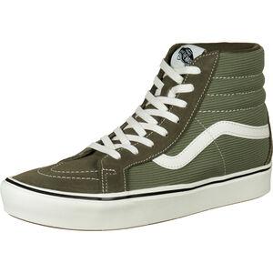Sk8-Hi ComfyCush Reissue Sneaker, dunkelgrün / weiß, zoom bei OUTFITTER Online