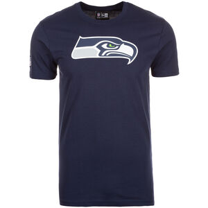 NFL Team Logo Seattle Seahawks T-Shirt Herren, Blau, zoom bei OUTFITTER Online