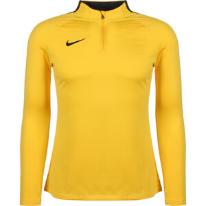 Dry Academy 18 Trainingssweatshirt Damen, gelb / schwarz, zoom bei OUTFITTER Online