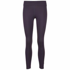 Essential 7/8 Leggings Damen, lila / weiß, zoom bei OUTFITTER Online