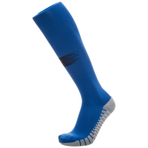 Team MatchFit Over-the-Calf Sockenstutzen, blau / dunkelblau, zoom bei OUTFITTER Online