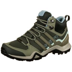 Terrex Swift R2 Mid GTX Trail Laufschuh Herren, grün / braun, zoom bei OUTFITTER Online