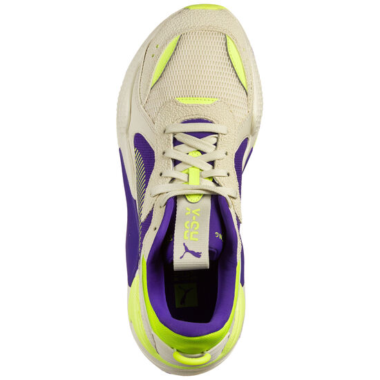 RS-X Hard Drive Sneaker Herren, weiß / lila, zoom bei OUTFITTER Online