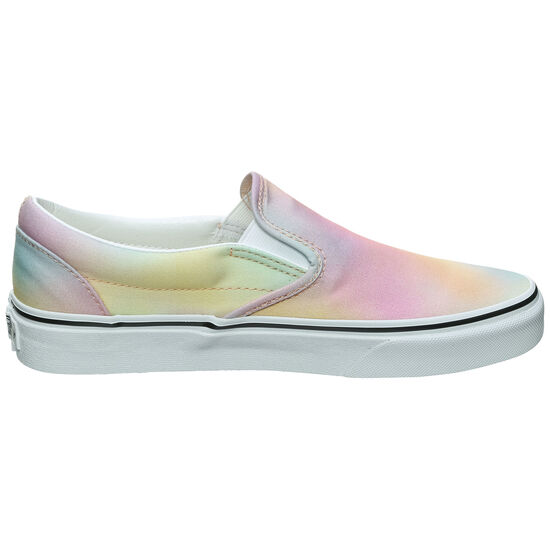 Classic Slip-On Sneaker, bunt / weiß, zoom bei OUTFITTER Online