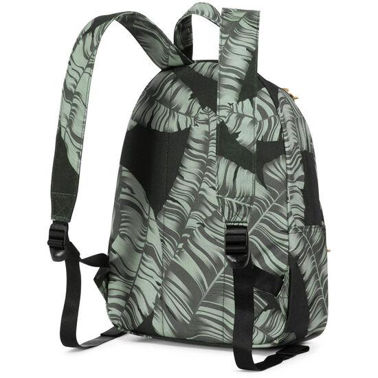 Town Rucksack Damen X-Small, schwarz / grün, zoom bei OUTFITTER Online
