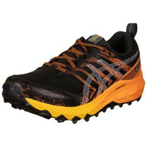 Gel-FujiTrabuco 9 G-TX Laufschuh Herren, schwarz / orange, zoom bei OUTFITTER Online