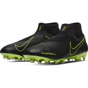 Phantom Vision Elite DF FG Fußballschuh Herren, schwarz / neongelb, zoom bei OUTFITTER Online