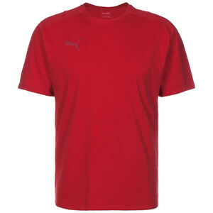 TeamCUP Casuals T-Shirt Herren, rot, zoom bei OUTFITTER Online