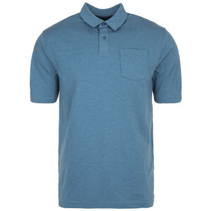 Charged Cotton Scramble Poloshirt Herren, blau, zoom bei OUTFITTER Online