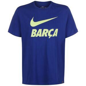 FC Barcelona Ground T-Shirt Herren, blau, zoom bei OUTFITTER Online