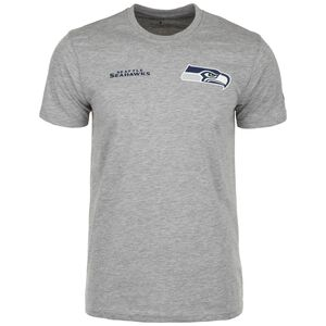 NFL Established Number Seattle Seahawks T-Shirt Herren, grau, zoom bei OUTFITTER Online