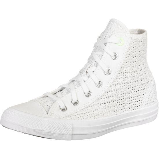 Chuck Taylor All Star High Sneaker Damen, weiß, zoom bei OUTFITTER Online