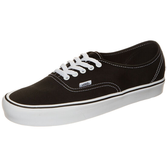 Authentic Lite Canvas Sneaker, Schwarz, zoom bei OUTFITTER Online