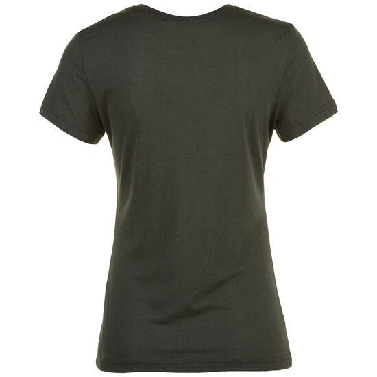 Must Haves Badge of Sport T-Shirt Damen, dunkelgrün, zoom bei OUTFITTER Online