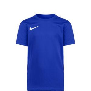 Dry Park VII Fußballtrikot Kinder, blau / weiß, zoom bei OUTFITTER Online