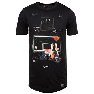 Devin Booker Phoenix Suns Basketballshirt Herren, Schwarz, zoom bei OUTFITTER Online
