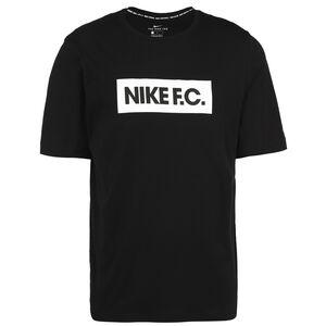 F.C. Essentials T-Shirt Herren, schwarz / weiß, zoom bei OUTFITTER Online