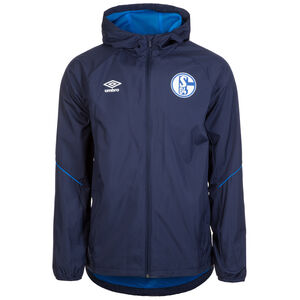 FC Schalke 04 Regenjacke Herren, Blau, zoom bei OUTFITTER Online