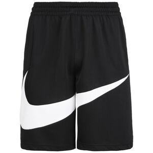 Dry HBR 2.0 Basketballshort Herren, schwarz / weiß, zoom bei OUTFITTER Online