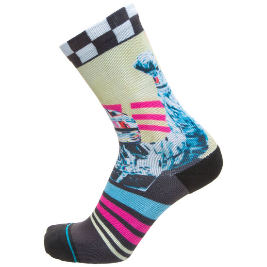 Global Player Socken, bunt, zoom bei OUTFITTER Online