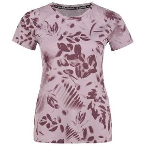 Iso-Chill 200 Print Laufshirt Damen, altrosa / weinrot, zoom bei OUTFITTER Online