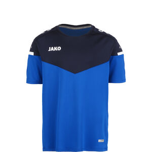 Champ 2.0 Trainingsshirt Kinder, blau / dunkelblau, zoom bei OUTFITTER Online