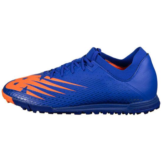 Furon v6 Dispatch TF Fußballschuh Herren, blau / orange, zoom bei OUTFITTER Online