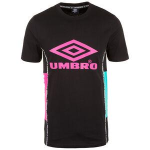 Horizon T-Shirt Herren, schwarz / pink, zoom bei OUTFITTER Online