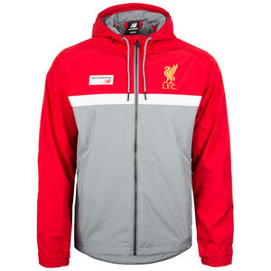 FC Liverpool Athletics Striker Kapuzenjacke Herren, Rot, zoom bei OUTFITTER Online