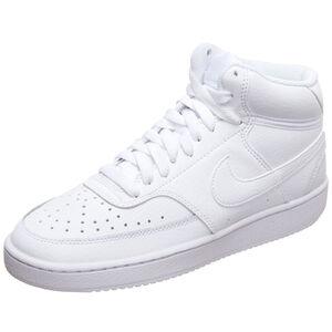 Court Vision Mid Sneaker Damen, weiß, zoom bei OUTFITTER Online