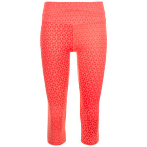 Agile Mid Lauftight Damen, korall, zoom bei OUTFITTER Online