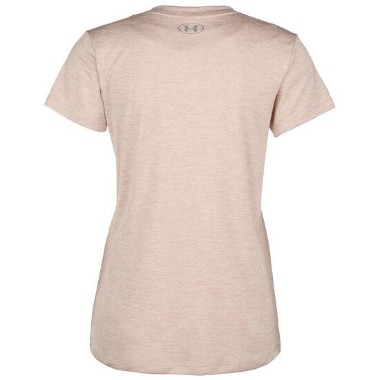 HeatGear Twisted Tech Trainingsshirt Damen, altrosa, zoom bei OUTFITTER Online