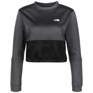 Train N Logo Sweatshirt Damen, dunkelgrau, zoom bei OUTFITTER Online