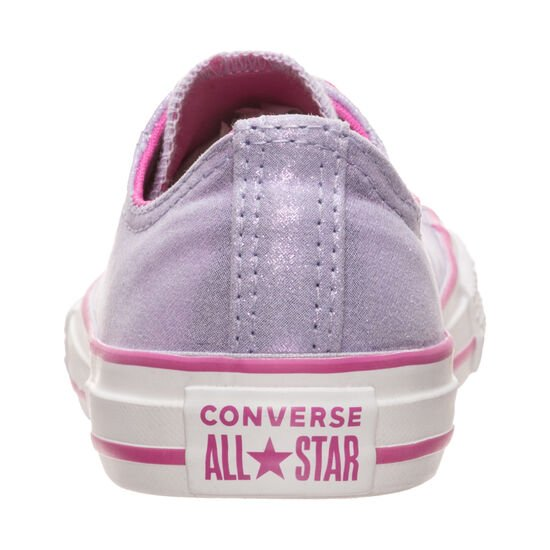 Chuck Taylor All Star OX Sneaker Kinder, lila / pink, zoom bei OUTFITTER Online