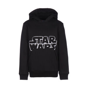 Star Wars Rebel Against Tradition Hoodie Kinder, schwarz, zoom bei OUTFITTER Online