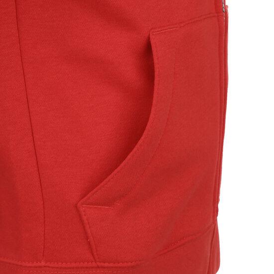 Air Kapuzenjacke Kinder, rot / blau, zoom bei OUTFITTER Online