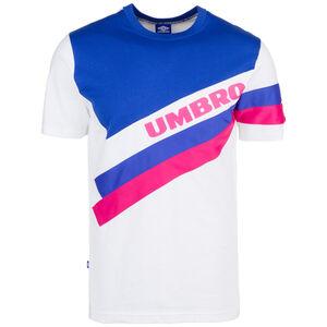Sector Crew T-Shirt Herren, weiß / blau, zoom bei OUTFITTER Online