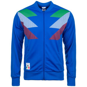 Italy Country Identity Trainingsjacke Herren, Blau, zoom bei OUTFITTER Online