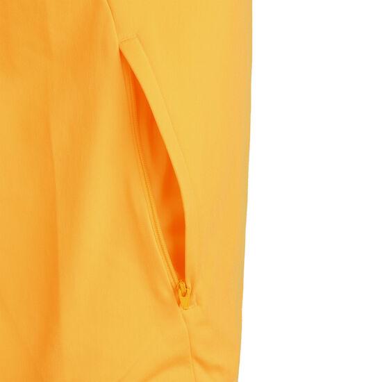 ftblNXT Knit Trainingsjacke Herren, schwarz / dunkelgelb, zoom bei OUTFITTER Online
