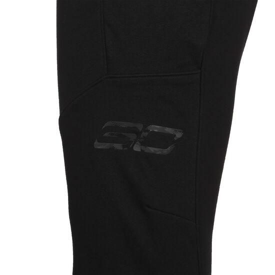 SC30 Warm Up Trainingshose Herren, schwarz / neonrot, zoom bei OUTFITTER Online