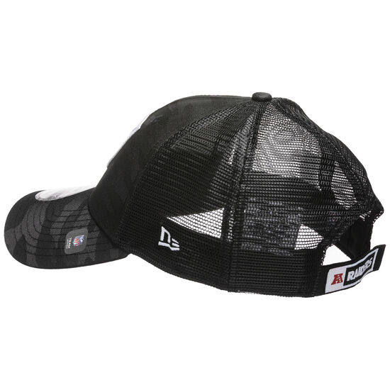 9FORTY NFL Las Vegas Raiders Home Field Trucker Cap, , zoom bei OUTFITTER Online