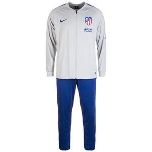 Atletico Madrid Dry Squad Trainingsanzug Herren, grau / blau, zoom bei OUTFITTER Online