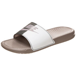 Benassi Just Do It Badesandale Herren, Braun, zoom bei OUTFITTER Online