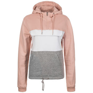 Color Block Sweat Pull Over Kapuzenpullover Damen, Pink, zoom bei OUTFITTER Online