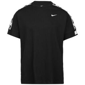 Sportswear Repeat T-Shirt Herren, schwarz / weiß, zoom bei OUTFITTER Online