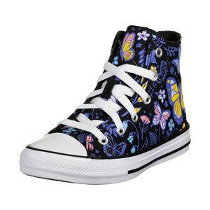 Chuck Taylor All Star Sneaker Kinder, schwarz / blau, zoom bei OUTFITTER Online