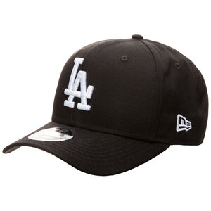9FIFTY MLB Curved Los Angeles Dodgers Cap, Schwarz, zoom bei OUTFITTER Online
