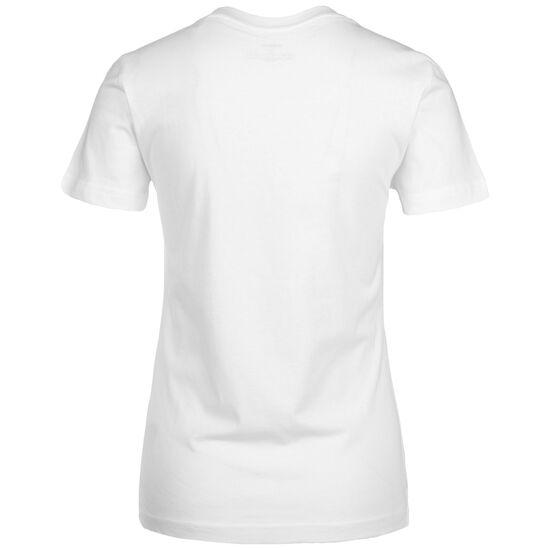 Circular Graphic T-Shirt Damen, weiß / flieder, zoom bei OUTFITTER Online