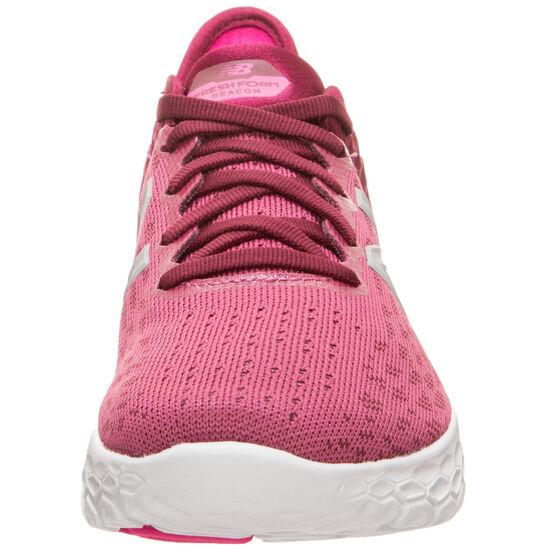 Fresh Foam Beacon Laufschuh Damen, pink / bordeaux, zoom bei OUTFITTER Online